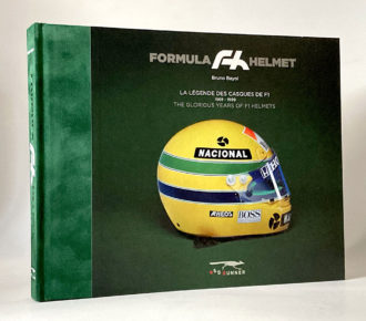 Product image for Formula Helmet: The Glorious Years of Formula 1 Helmets (1969-1999)