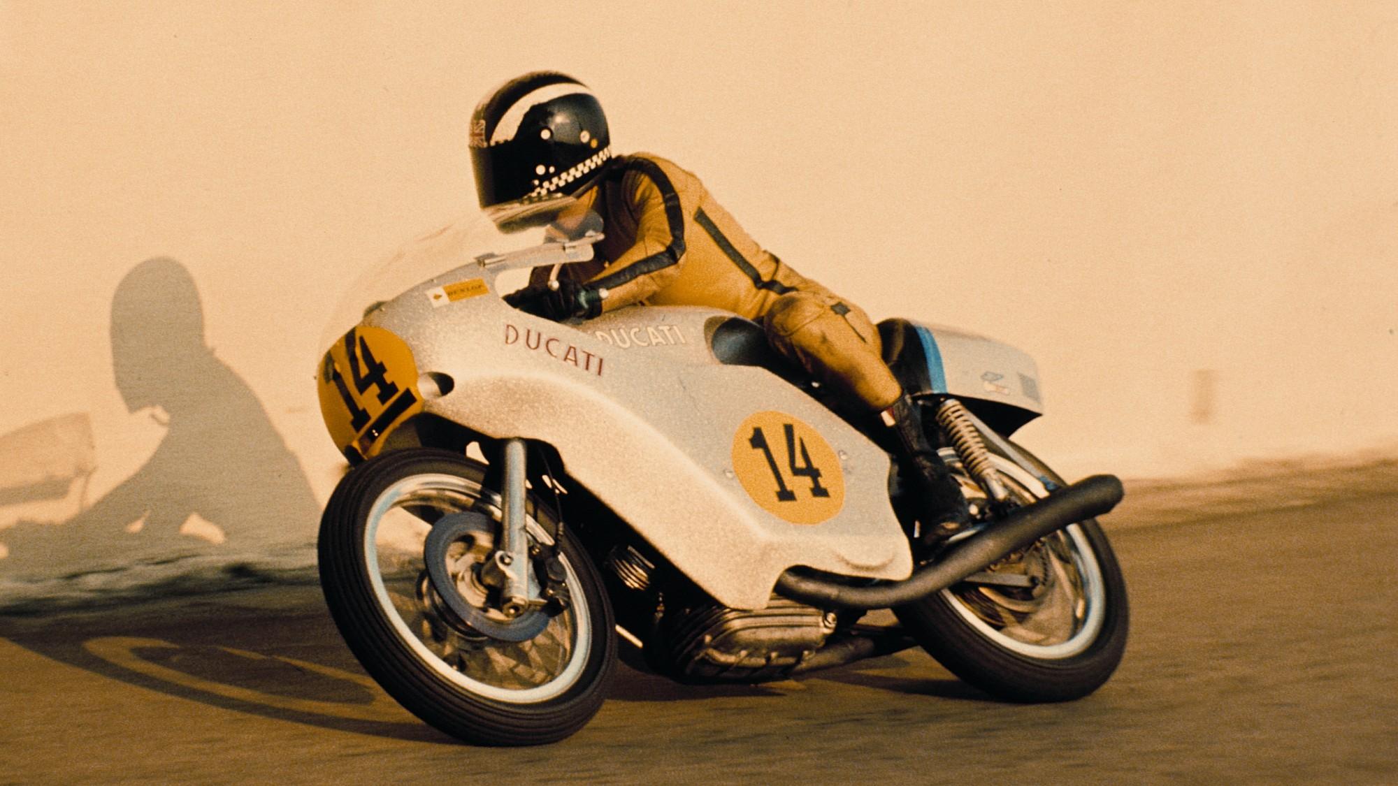Phil Read, 1971 Ducati