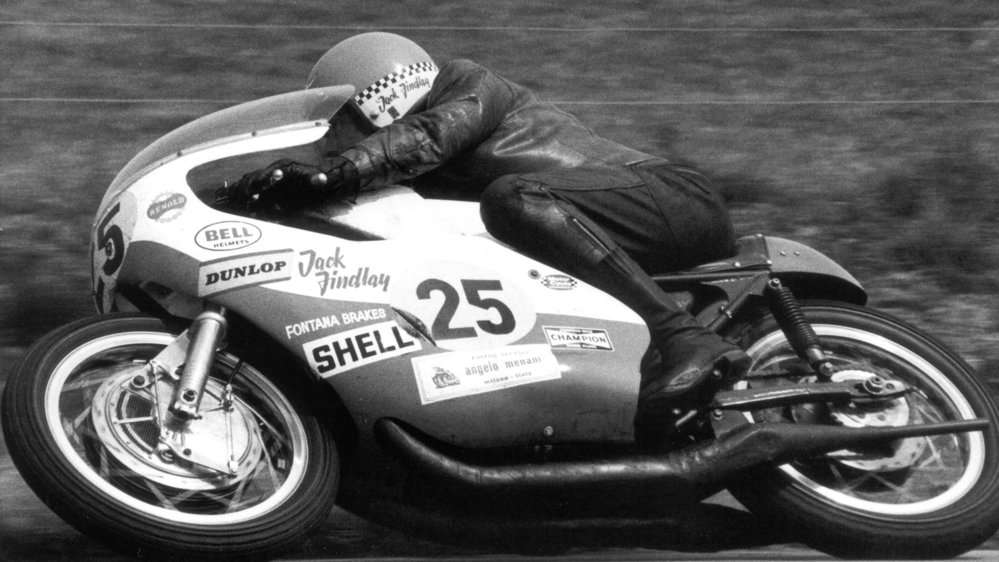 Jack Findlay, 1971