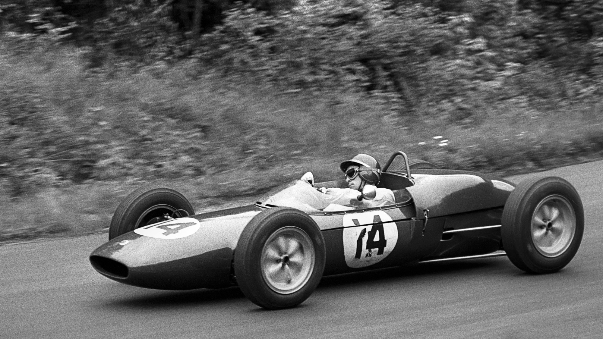Jim Clark, Lotus 21, 1961