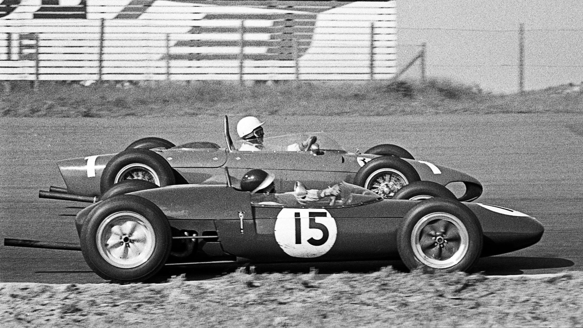 Jim Clark, Phil Hill 1961