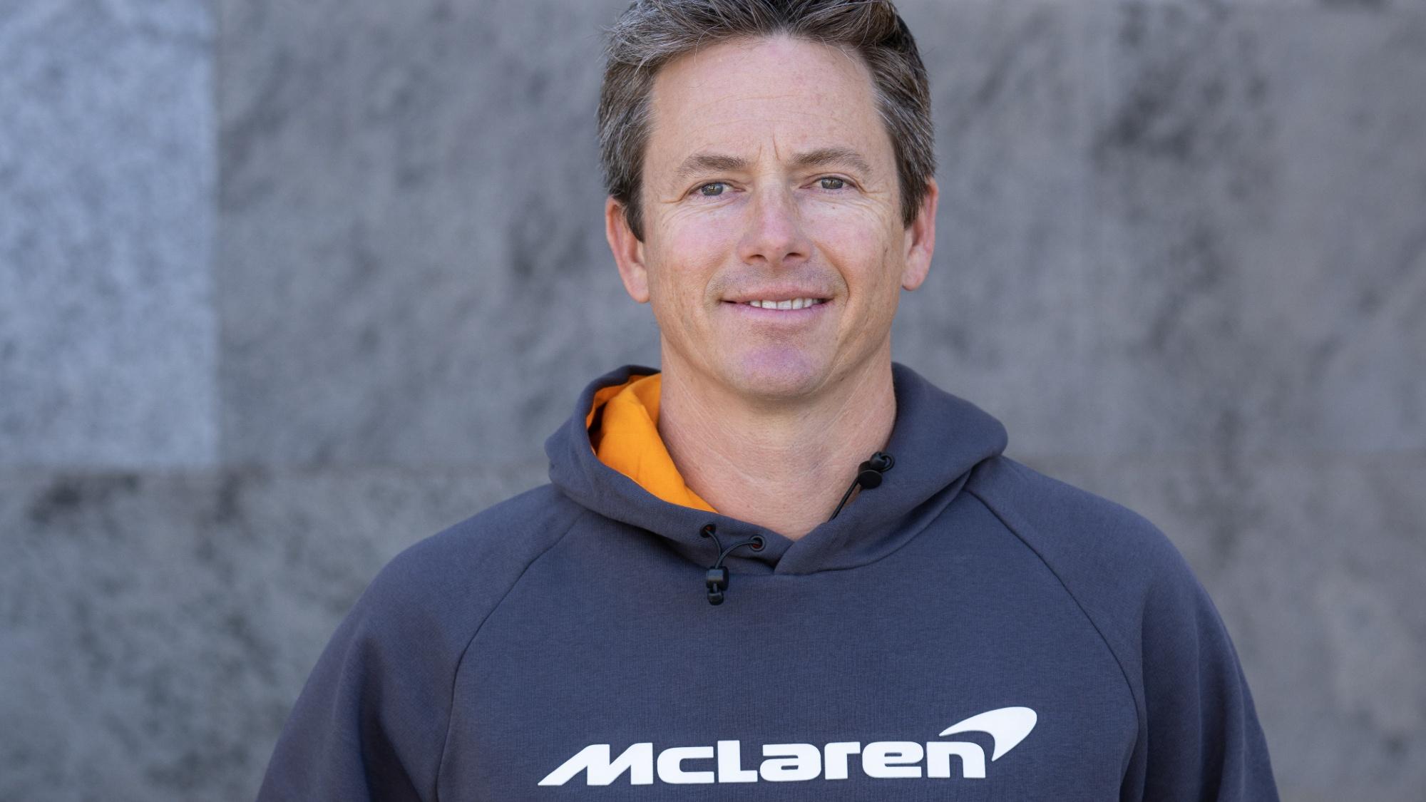 Tanner Foust, McLaren