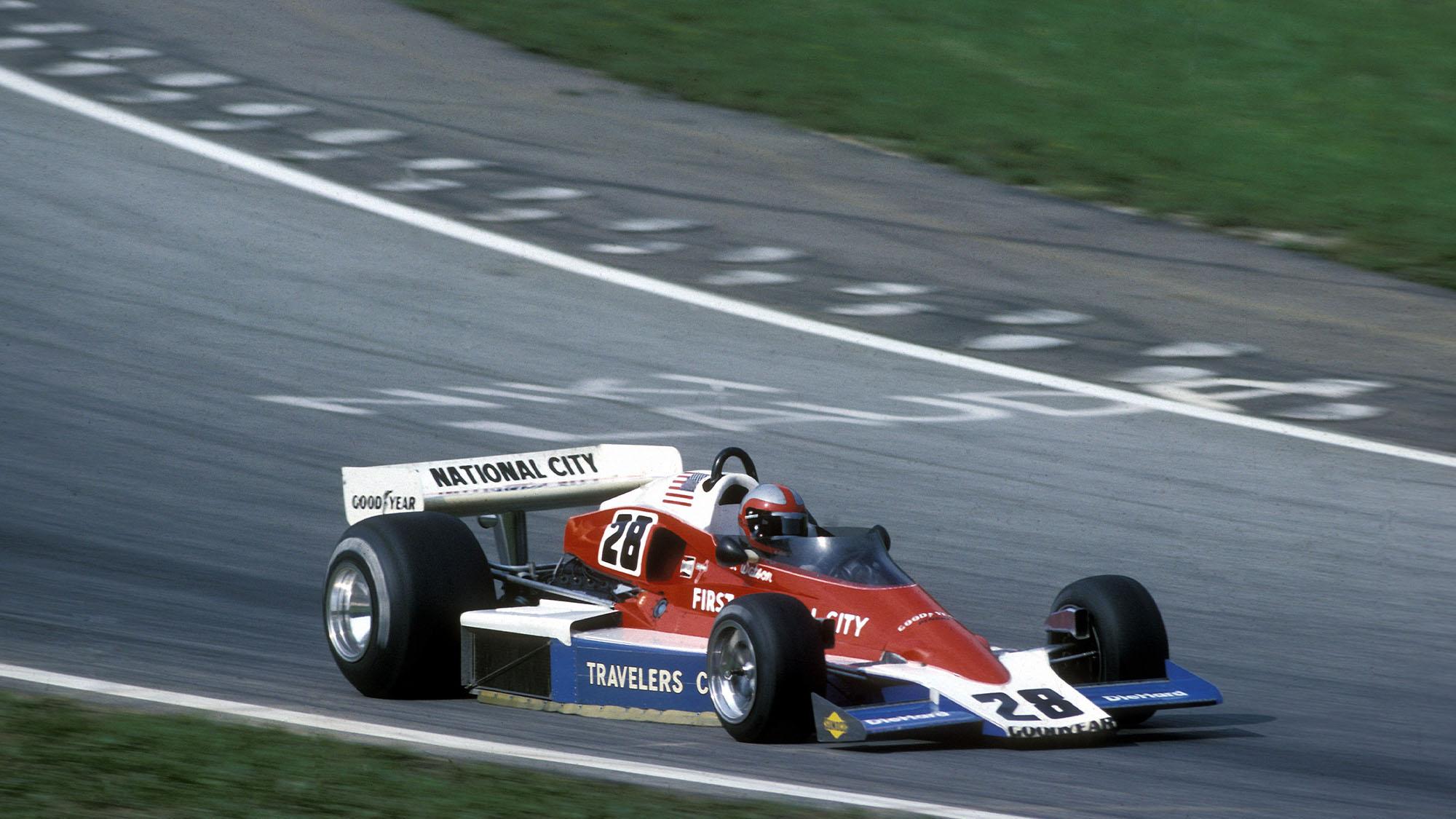 Watson Penske Austria 1976