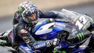 Viñales to join Aprilia for 2022 MotoGP season