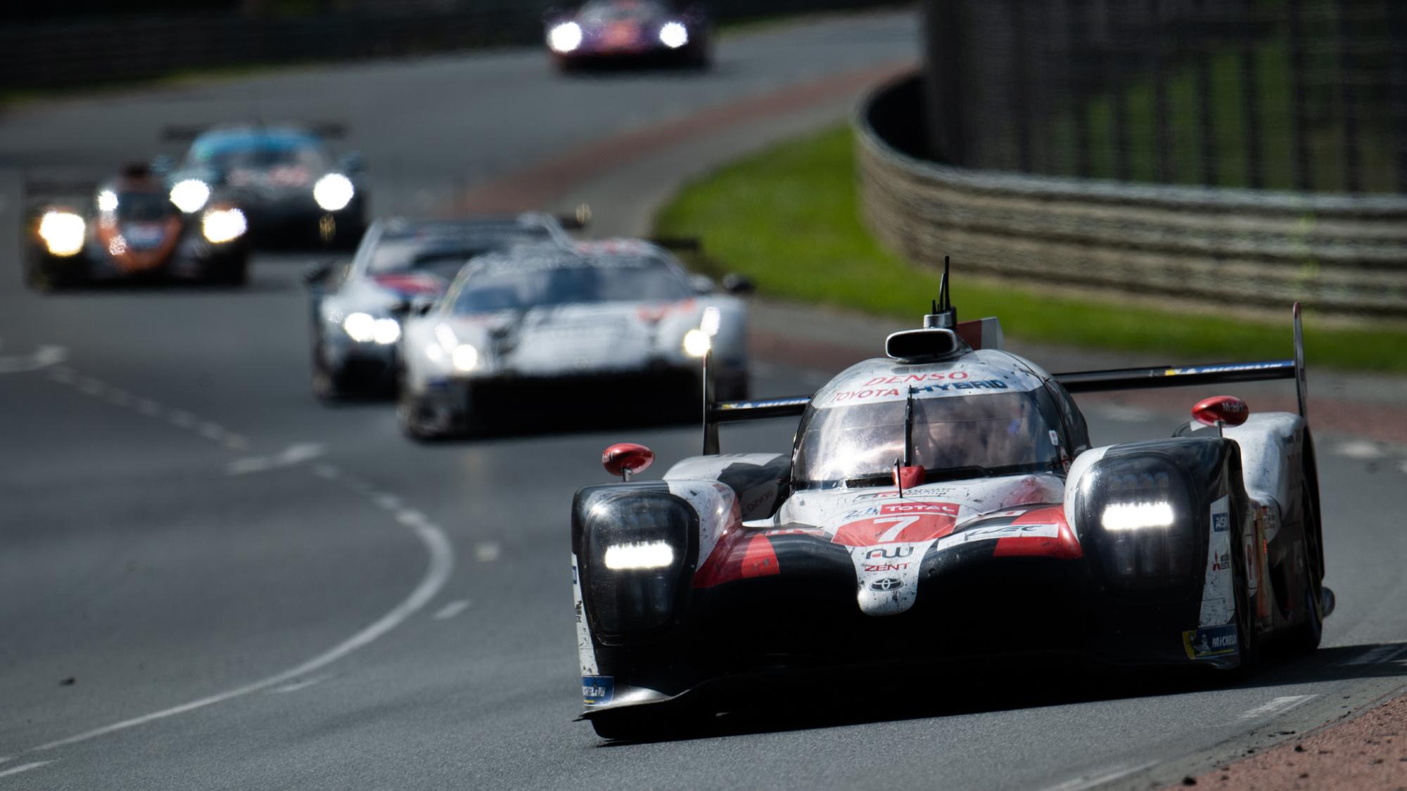 Toyota Le Mans 2019