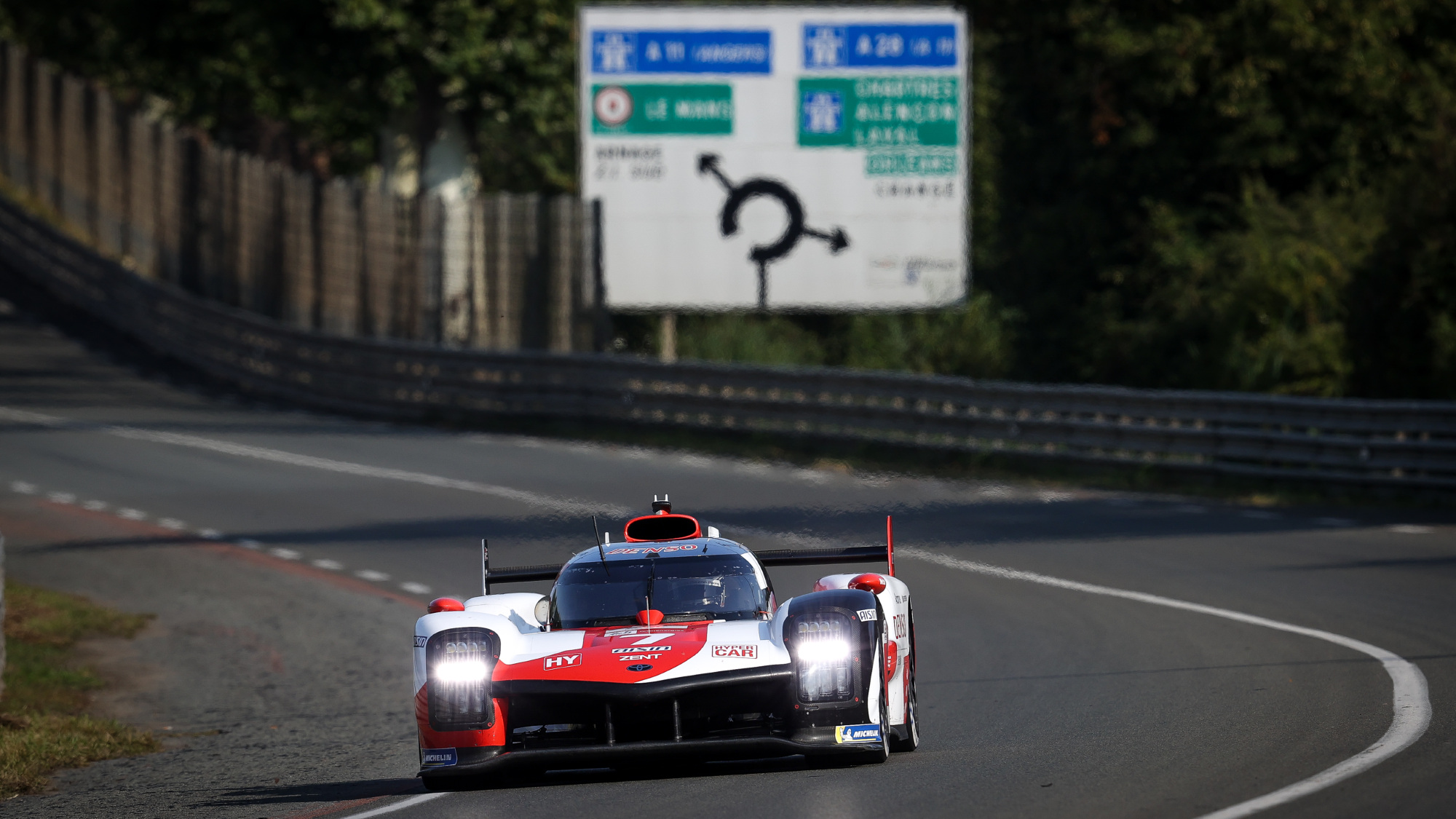 Mike Conway, Toyota, Le Mans 2021
