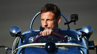 Jenson Button: 'My hands-on challenge to make Radford 62-2 a driver's car'