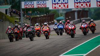 MotoGP's future: would MotoEco be better than MotoE?