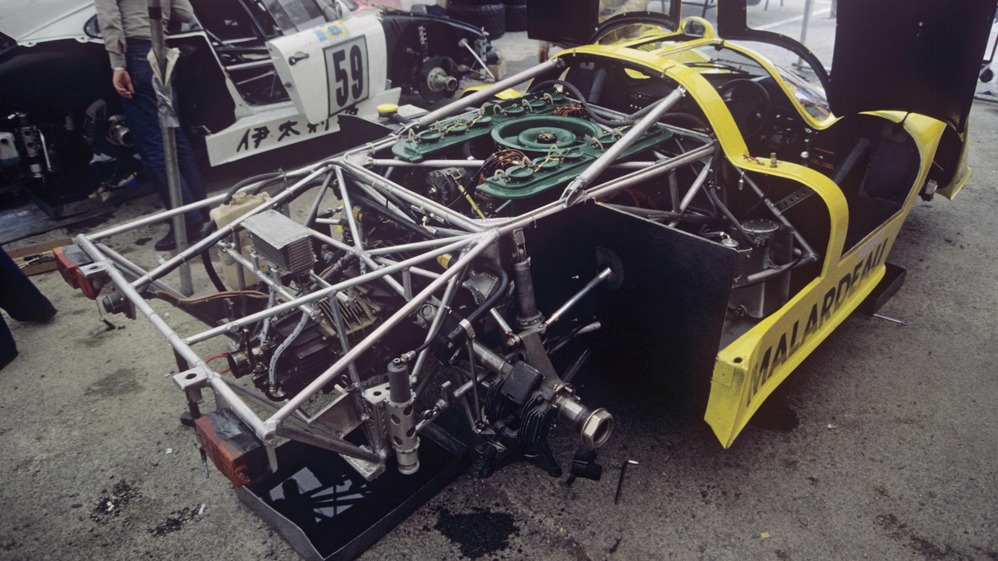 Kremer 917 chassis