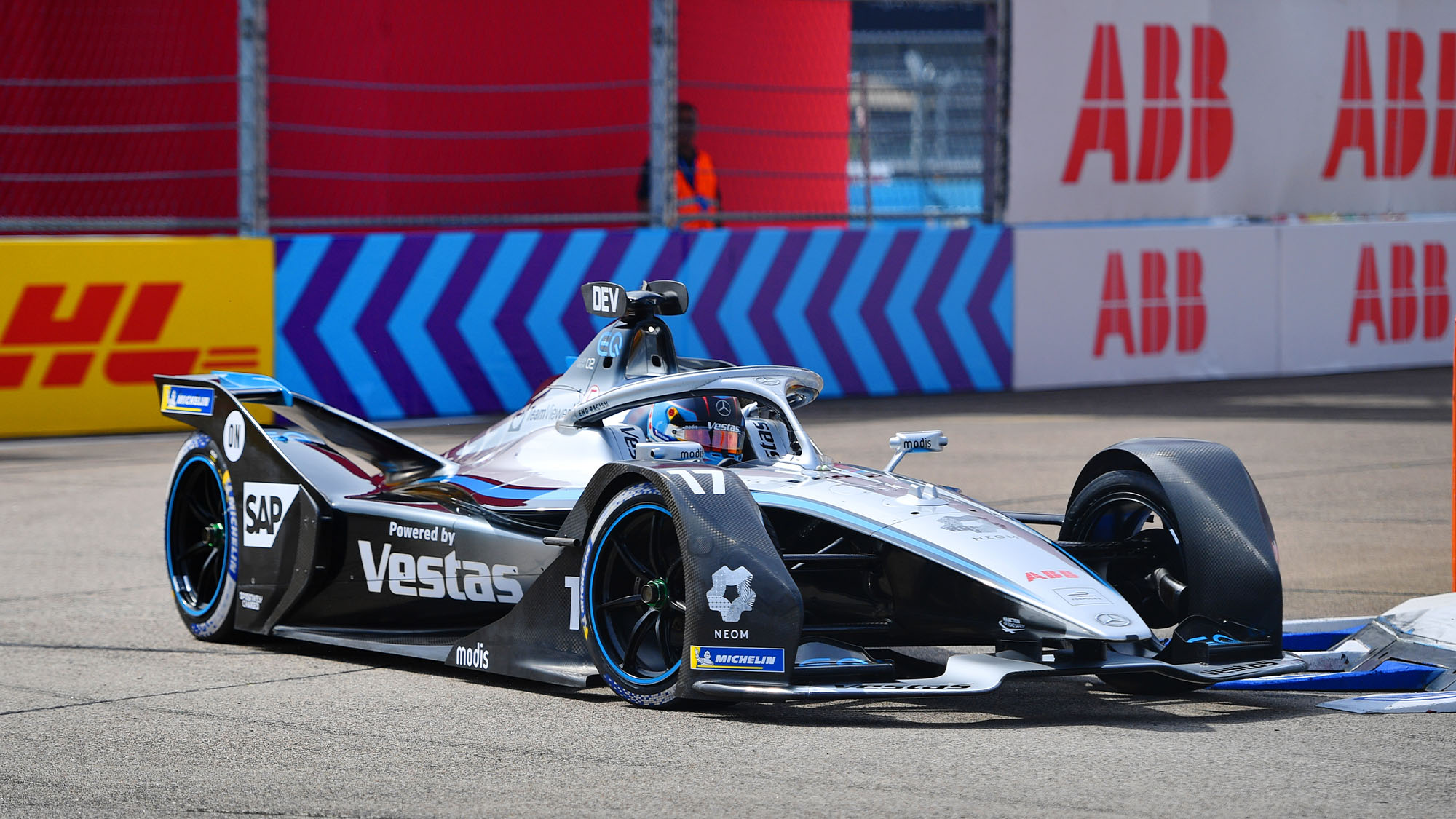Nyck De Vries Formula E