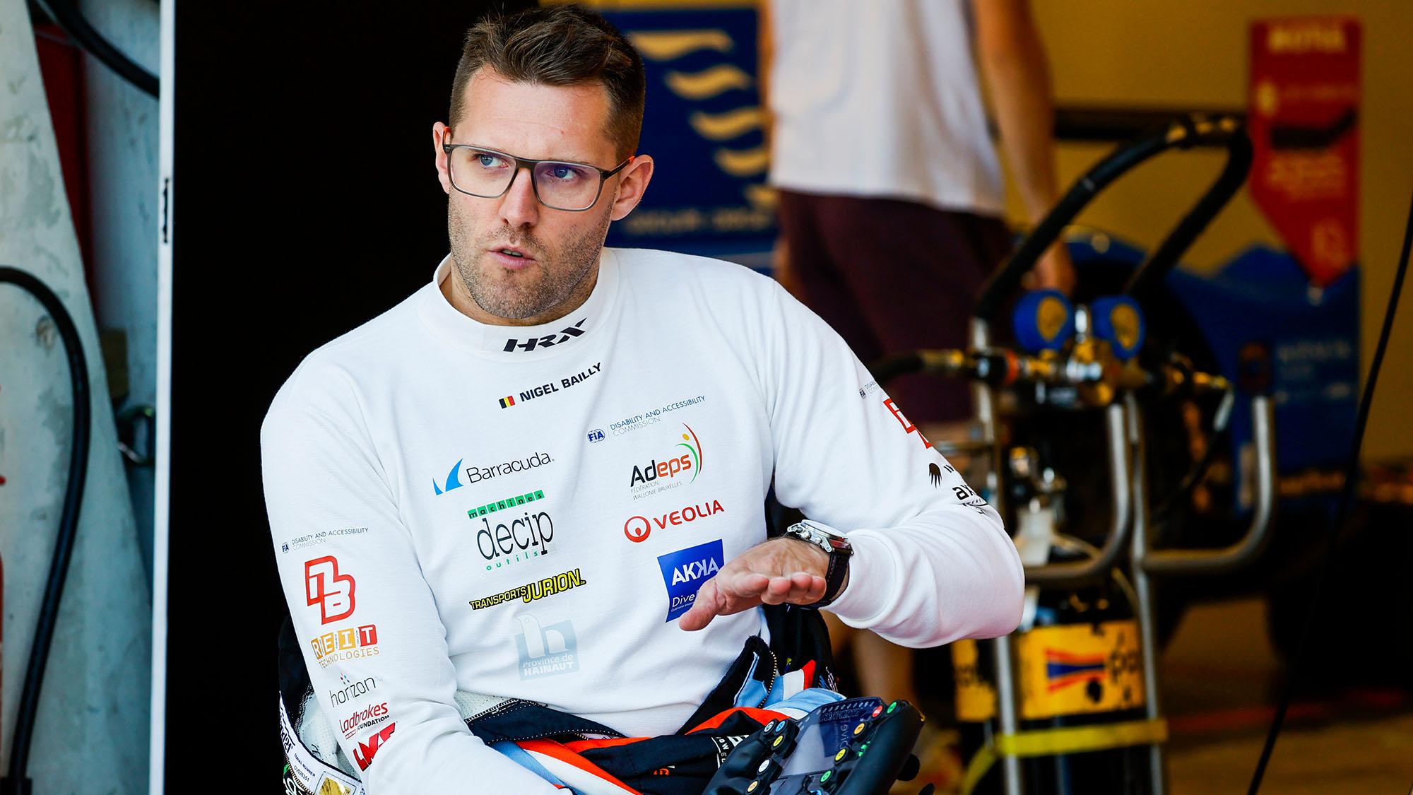 Nigel Bailly Le Mans 2021