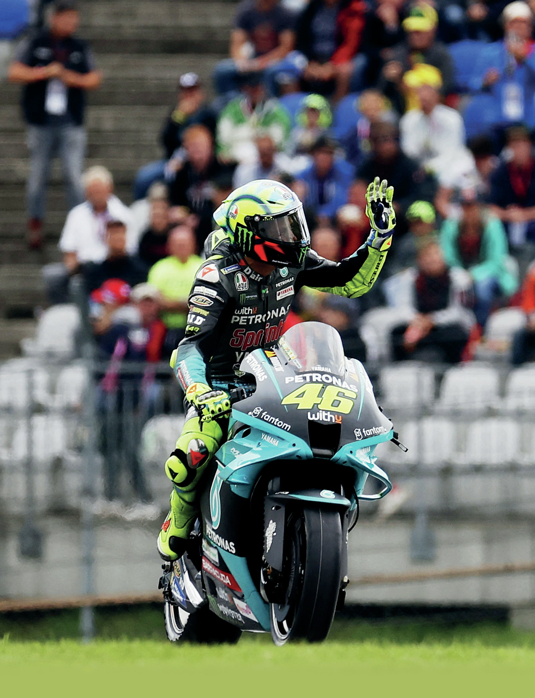 MotoGP Yamaha of Valentino Rossi