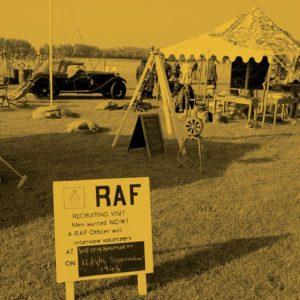 RAF Westhampnett Goodwood Revival