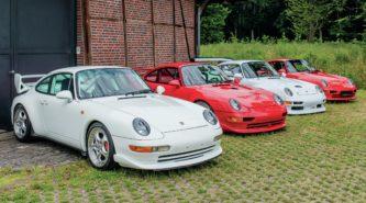 Porsche 911 Leichtbau Collection