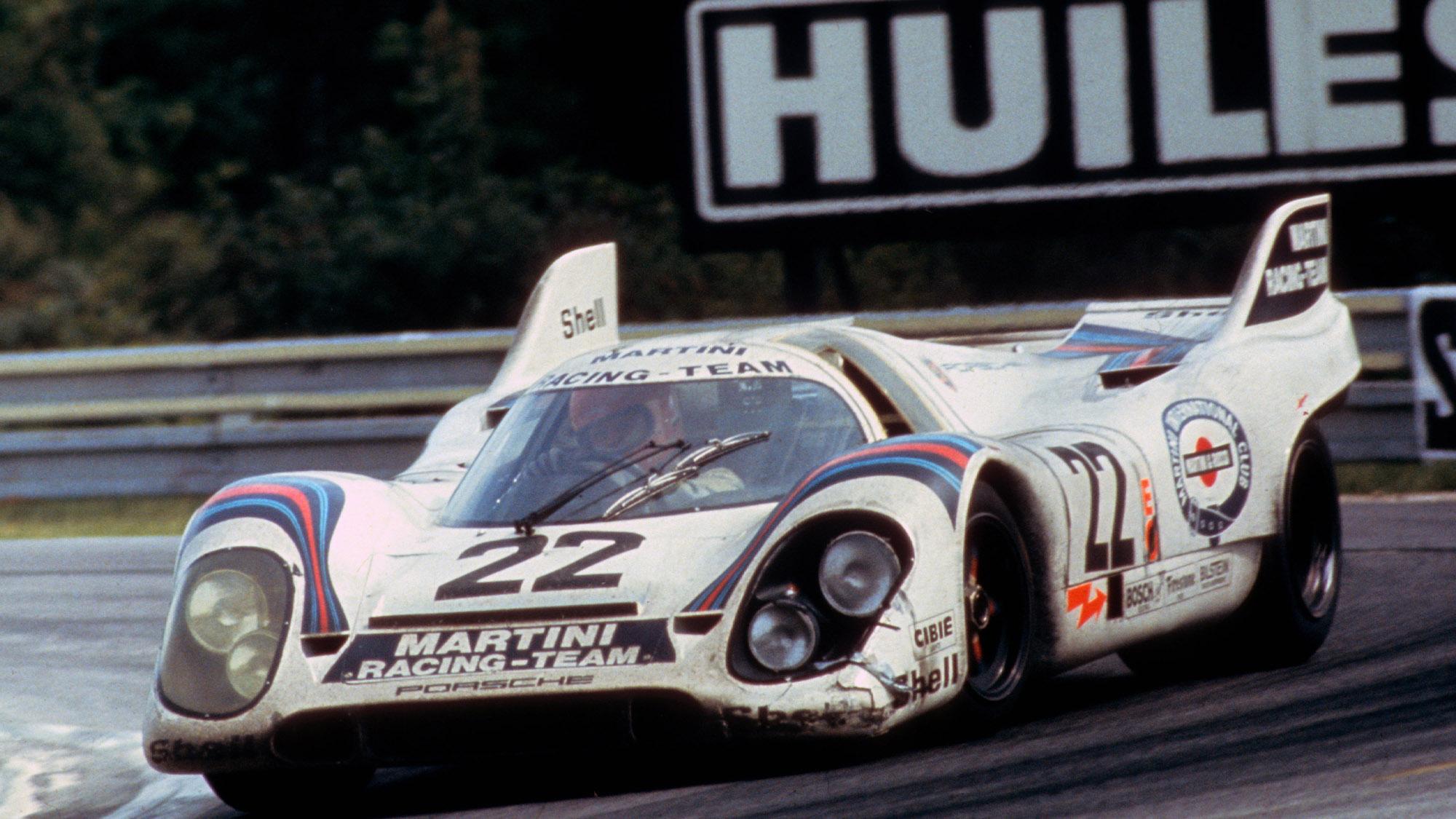 1971 Le Mans winning Martini Porsche 917