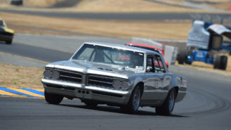 The legend of the 'Gray Ghost' US muscle car