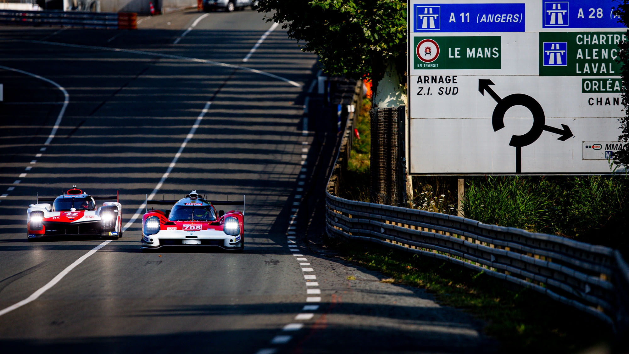 708 Derani Pipo (bra), Mailleux Franck (fra), Pla Olivier (fra), Glickenhaus Racing, Glickenhaus 007 LMH, action during the Le Mans test day prior the 4th round of the 2021 FIA World Endurance Championship, FIA WEC, on the Circuit de la Sarthe, on August 15, 2021 in Le Mans, France - Photo Joao Filipe / DPPI
