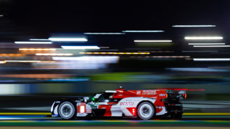 Toyota to start 1-2 at Le Mans 24h, as Kobayashi claims pole