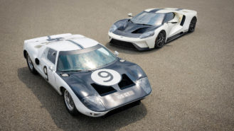 Lola's silent hero that grew into the Le Mans '66-winning Ford GT40