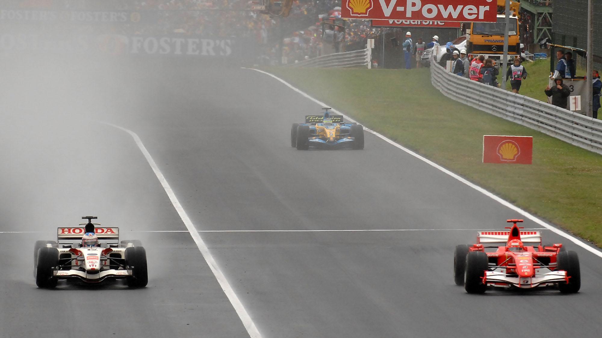 Button Schumacher