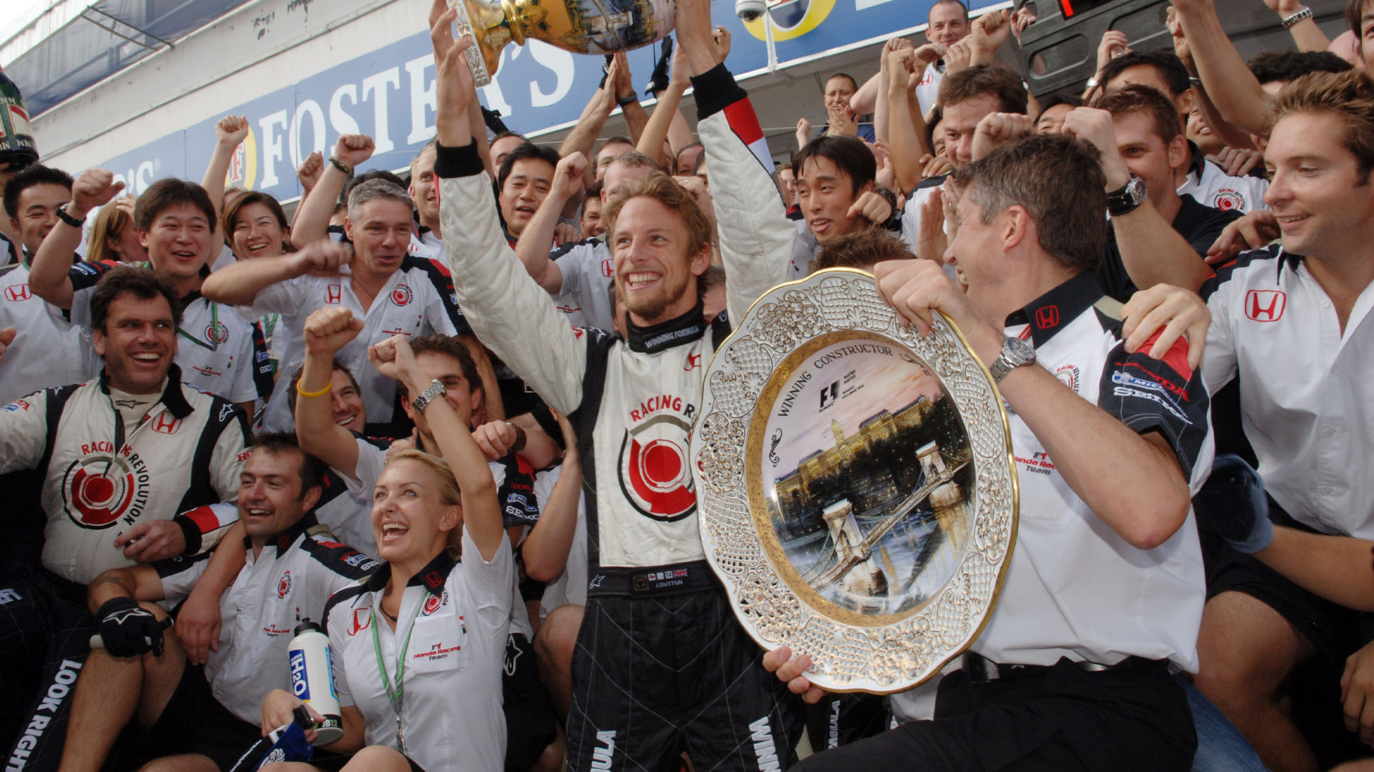 Jenson trophy