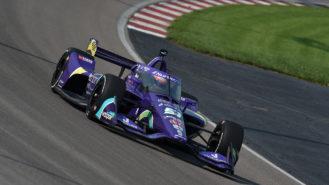 Romain Grosjean targets IndyCar title as he makes oval racing debut