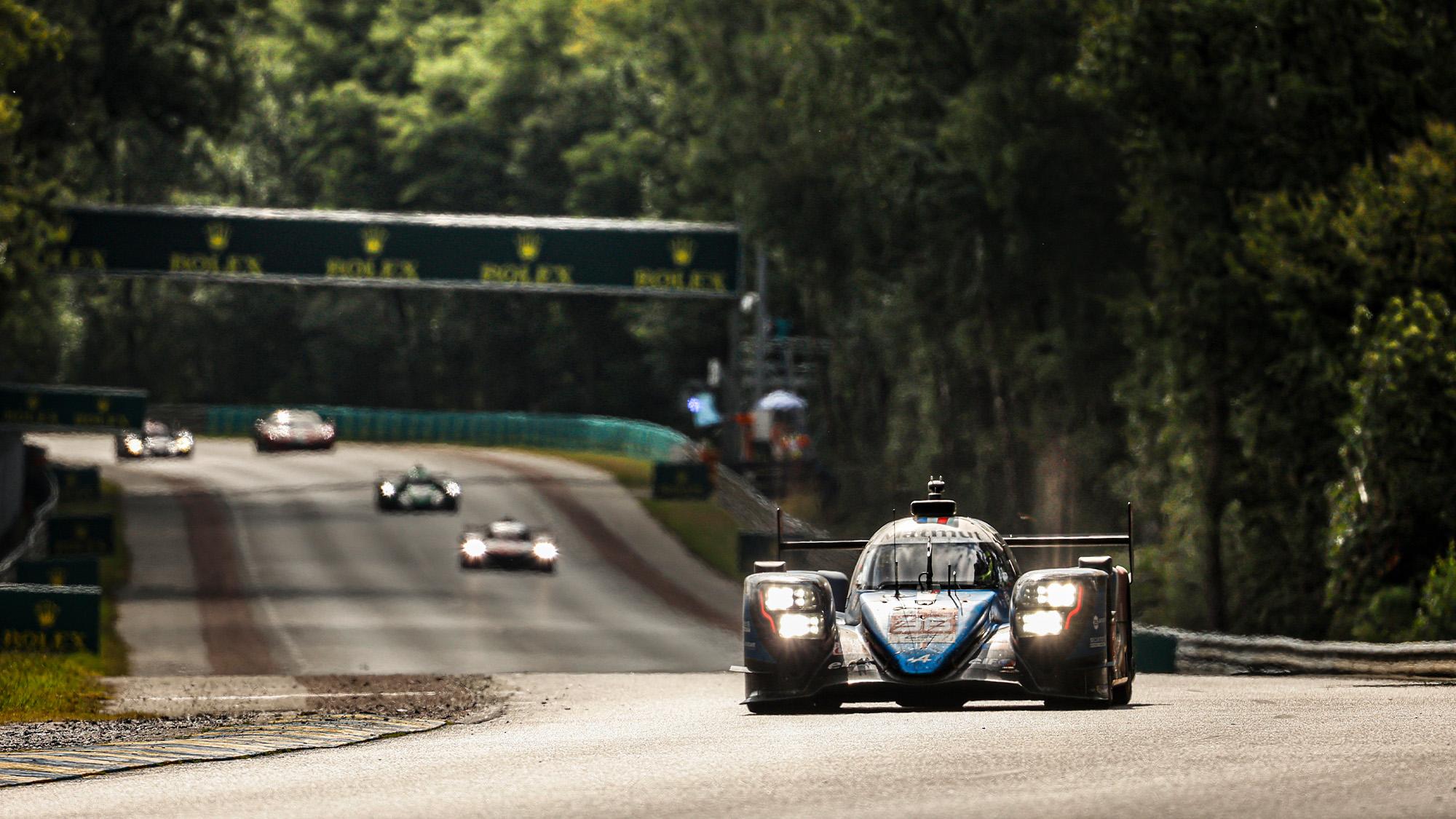 Alpine at 2021 Le Mans 24 Hours