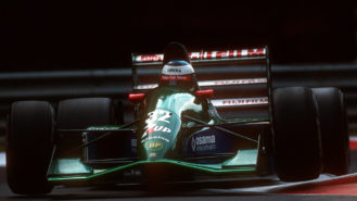Schumacher's Spa debut: the ingredients for an all-time great were already there