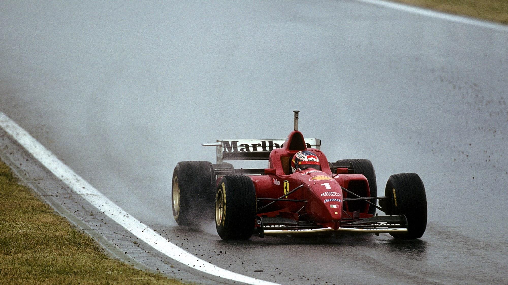Michael Schumacher, 1996 Spanish GP
