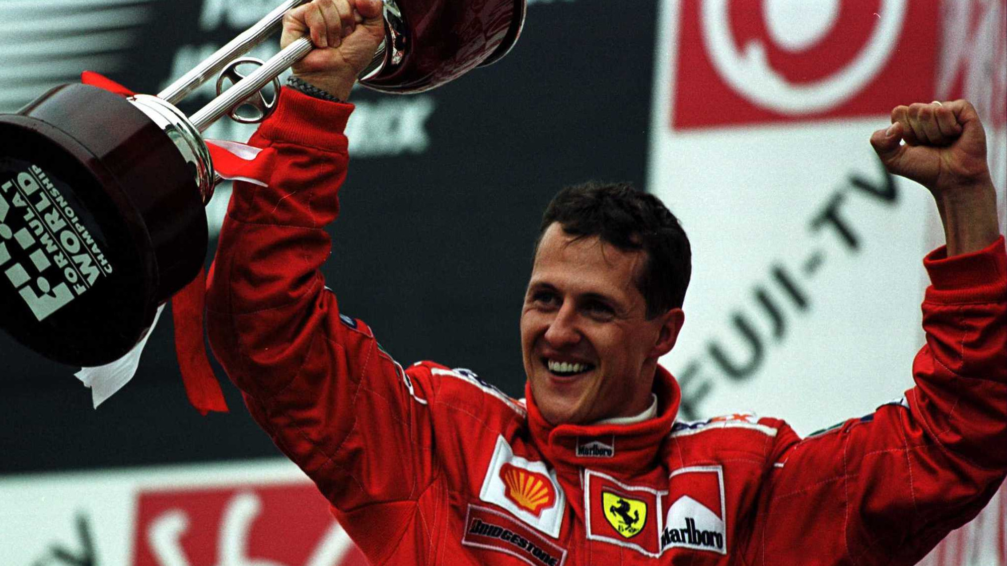 Michael Schumacher, 2000 Japanese GP