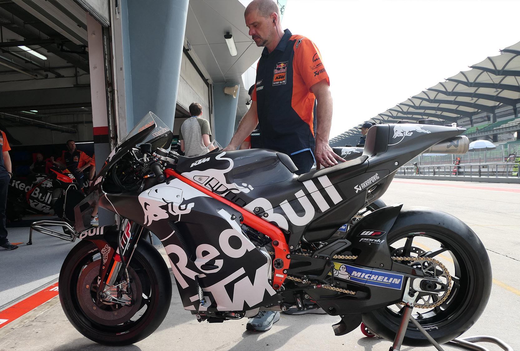 KTM 2020 RC16