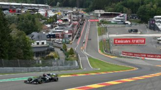 How to watch F1: 2021 Belgian Grand Prix start time and TV schedule