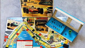 Monaco GP board game
