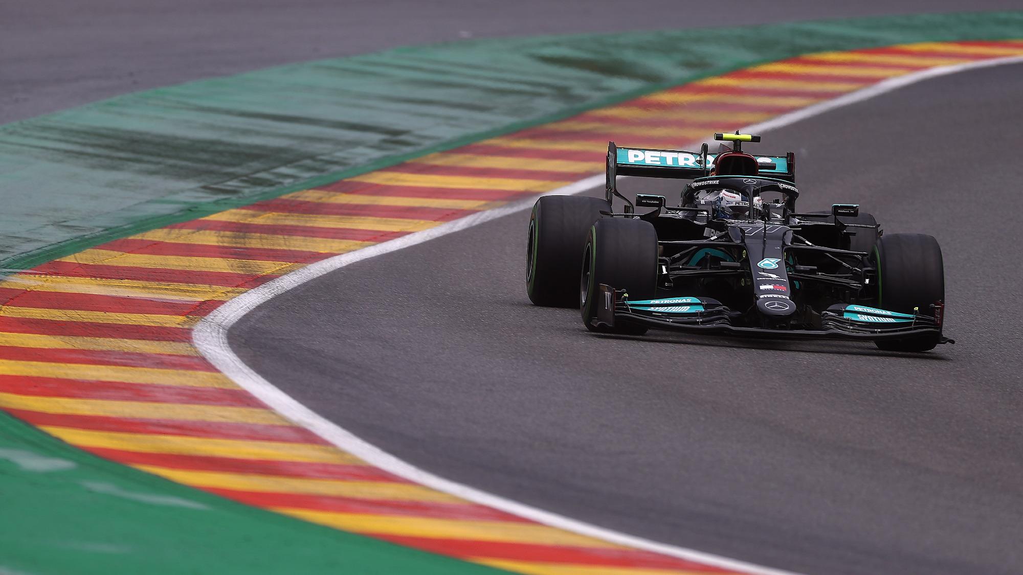 Valtteri Bottas, 2021 Belgian GP