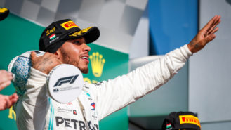 100 not out: Hamilton's most unlikely F1 wins