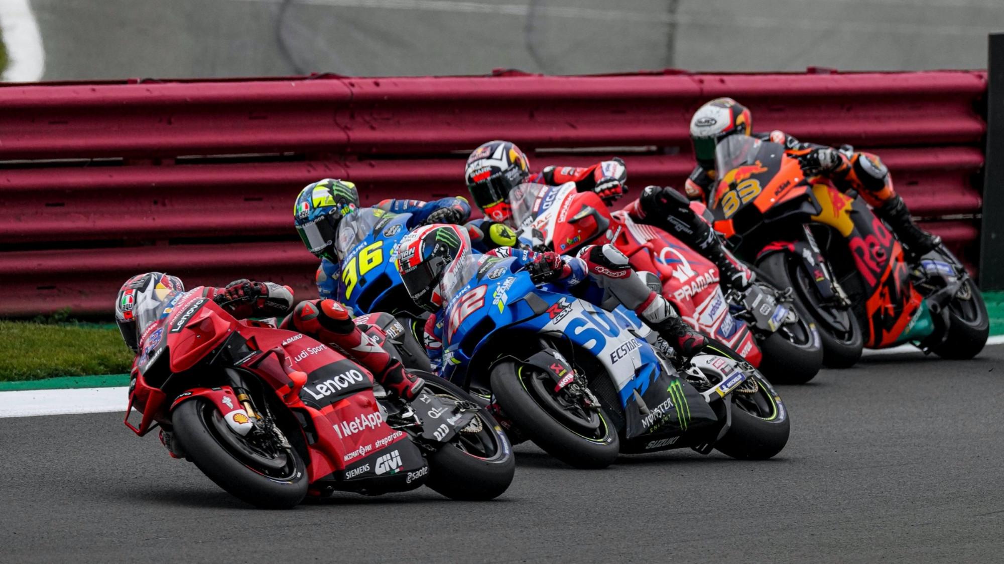Joan Mir, 2021 MotoGP British GP