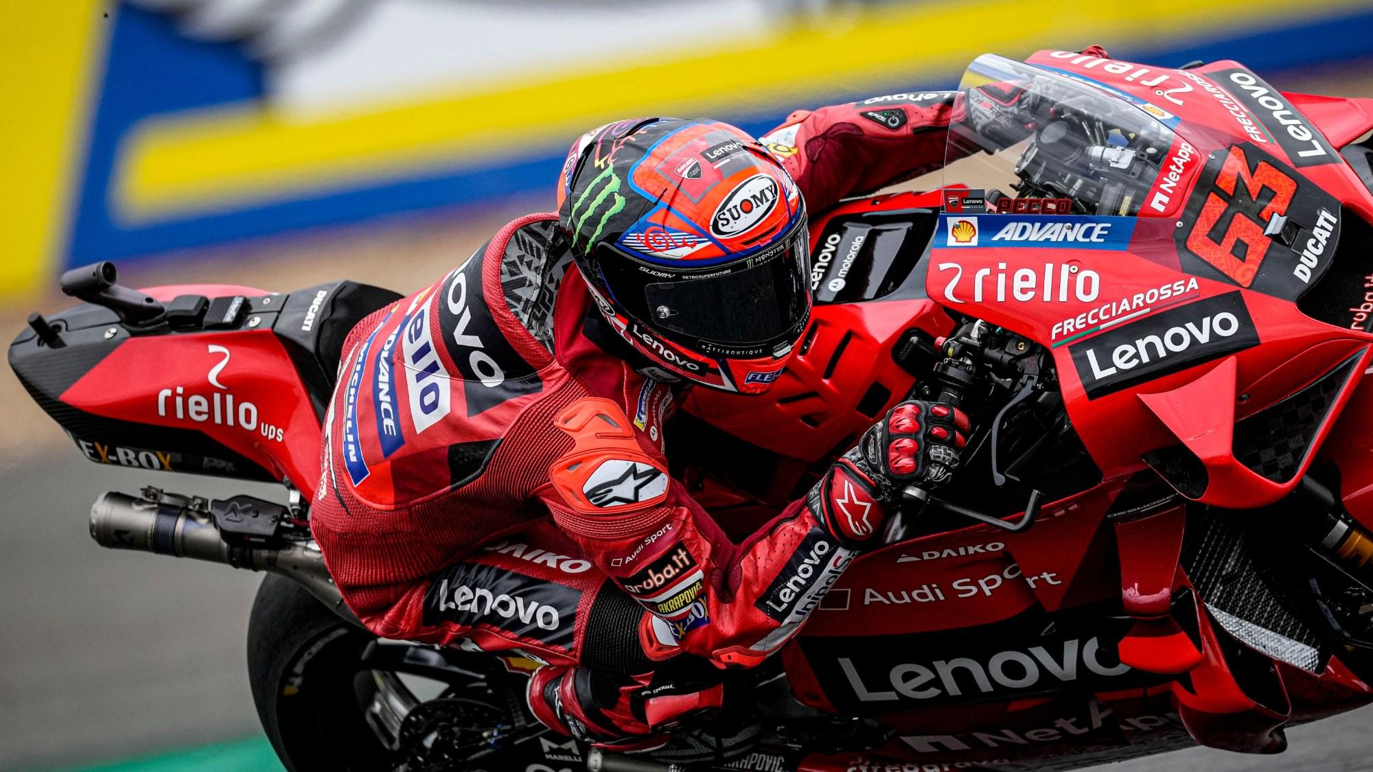 Pecco Bagnaia, 2021 MotoGP British GP