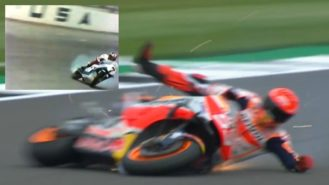 A tale of two 170mph crashes – 46 years apart
