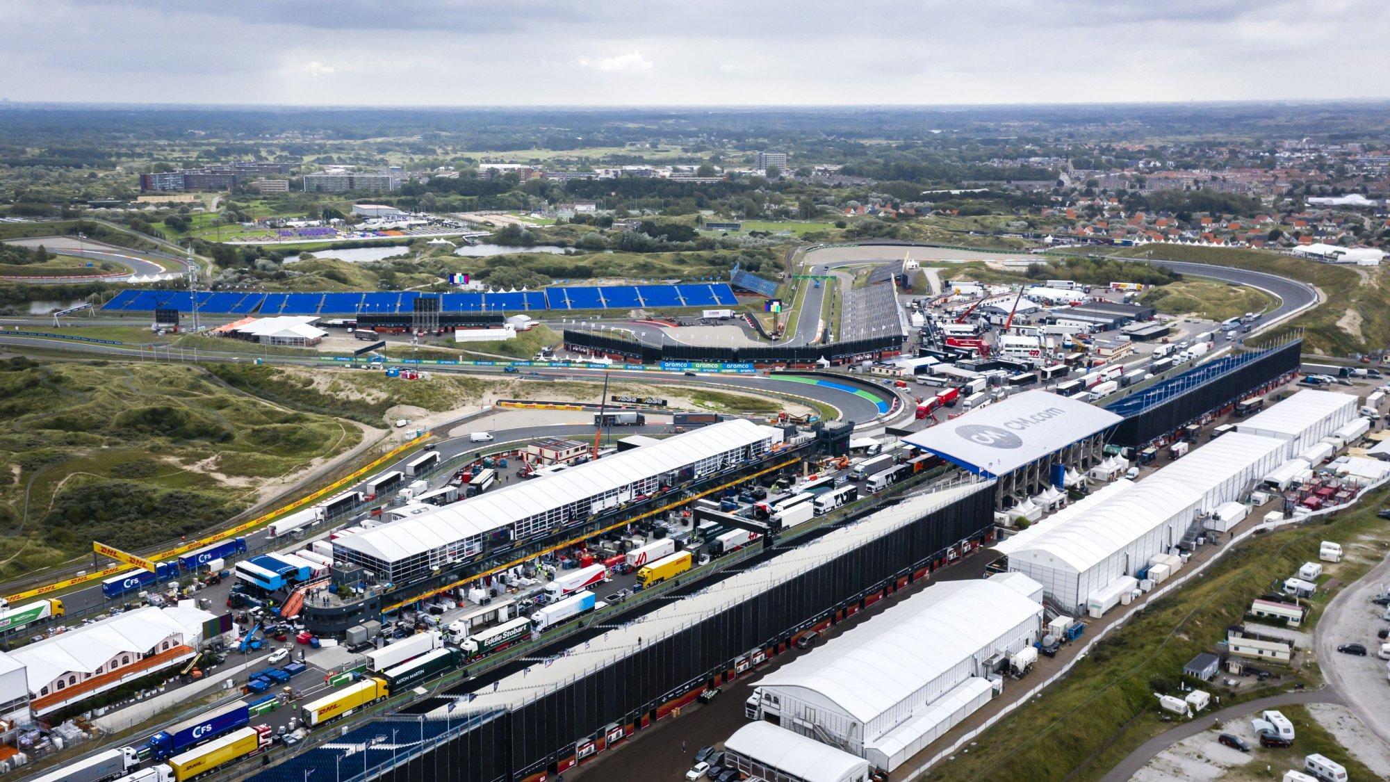 Zandvoort, Dutch GP 21