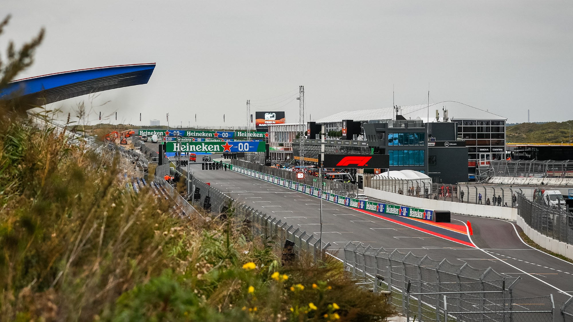 Zandvoort, 2021 Dutch GP