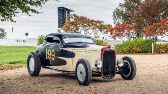Hot rods like no other – Rolling Bones set for Goodwood smoke-out