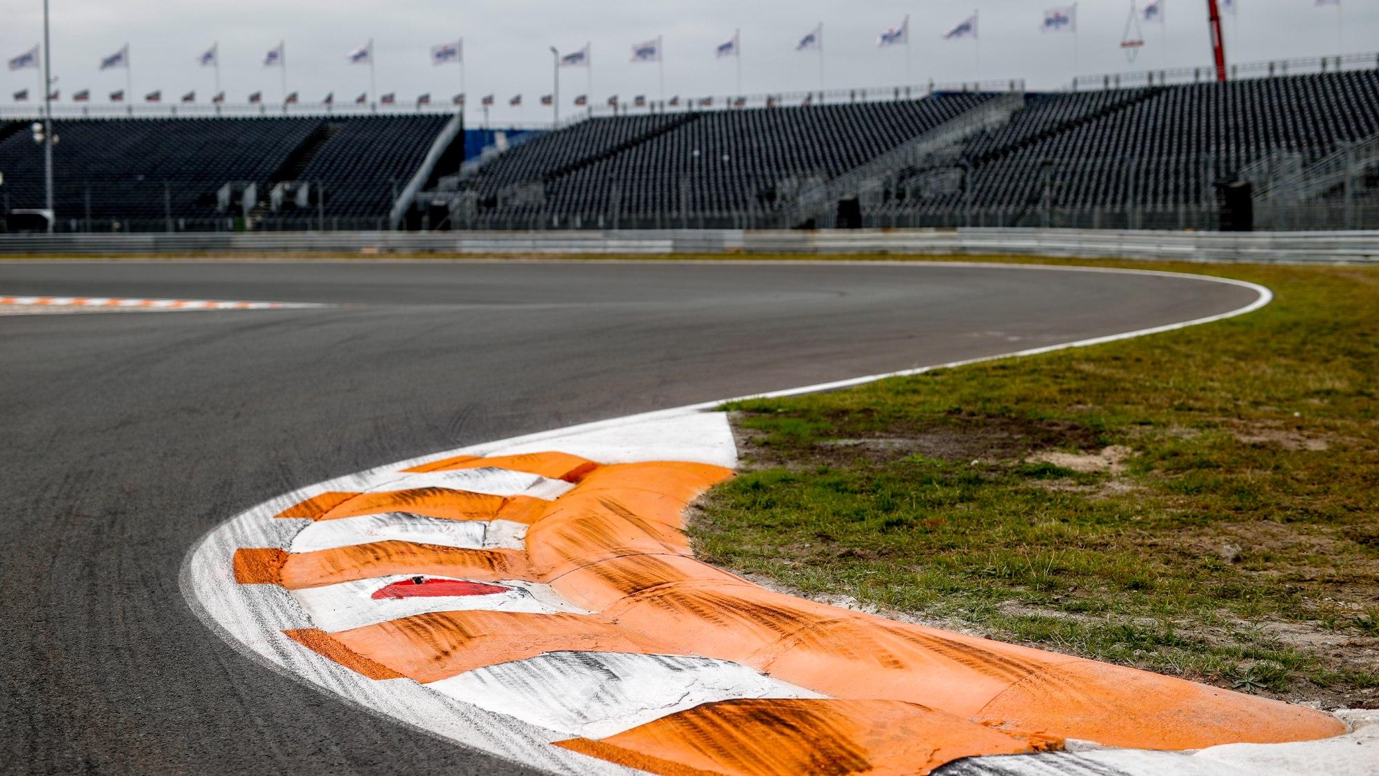 Zandvoort Circuit 2021