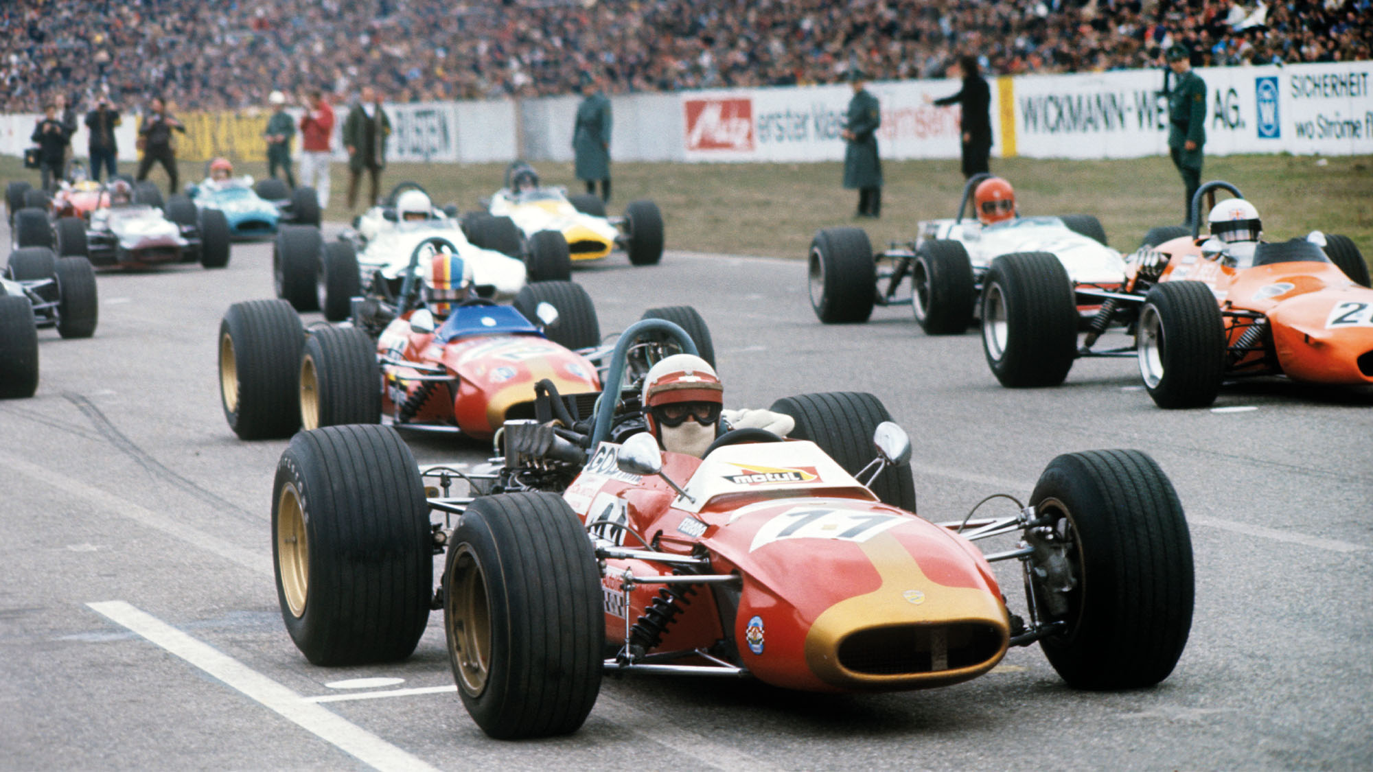 Regazzoni Bell