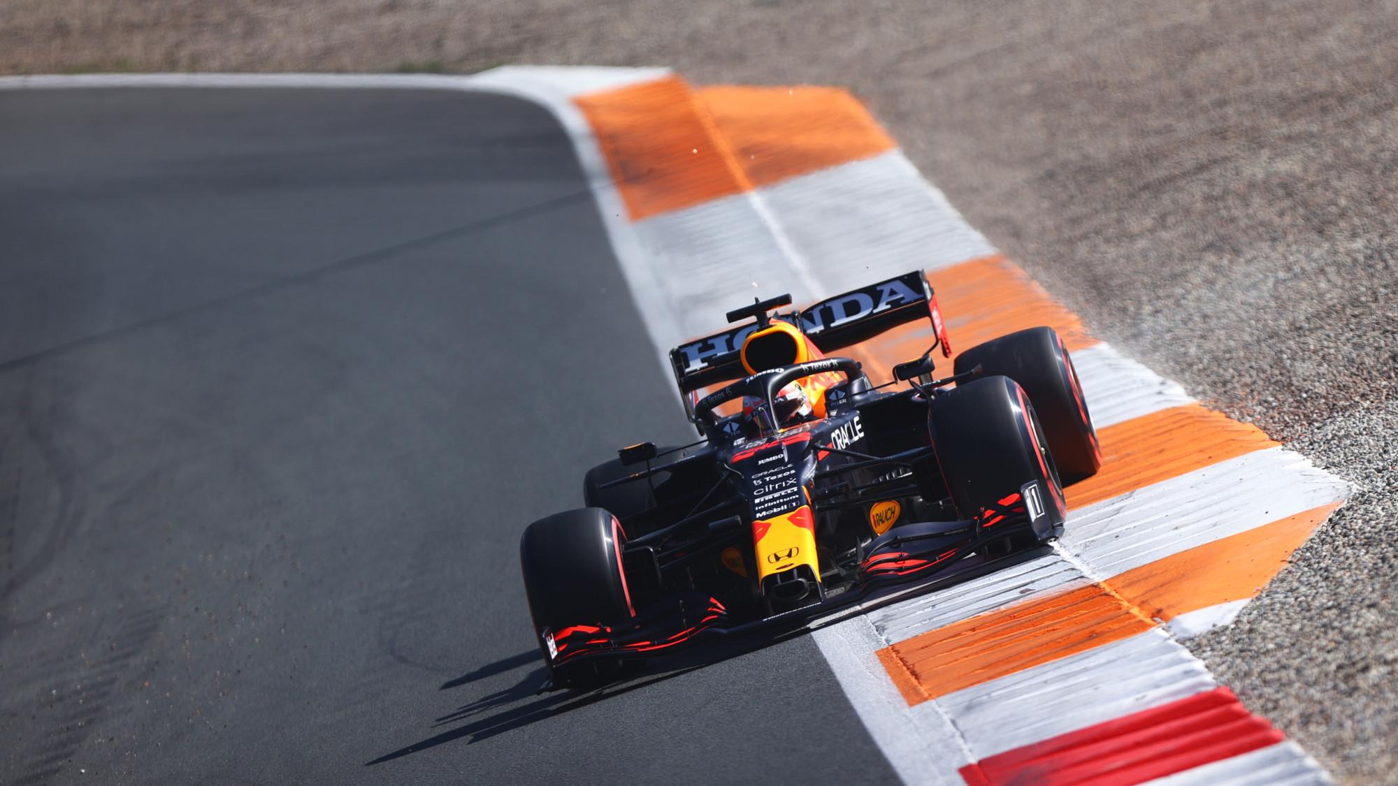 Max Verstappen, FP3 Dutch GP