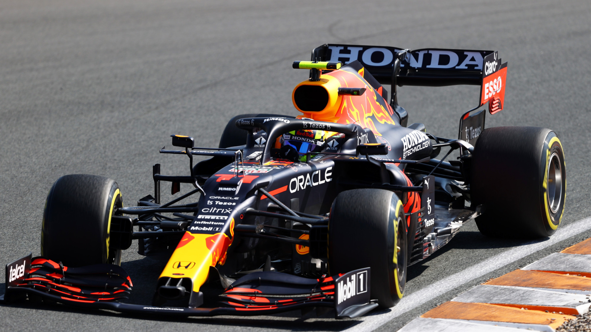 Sergio Perez, 2021 Dutch GP