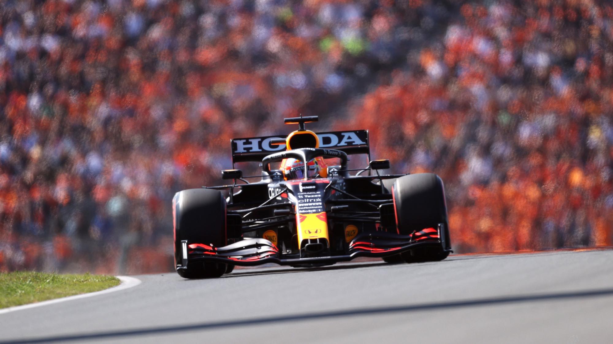 Max Verstappen, 2021 Dutch GP
