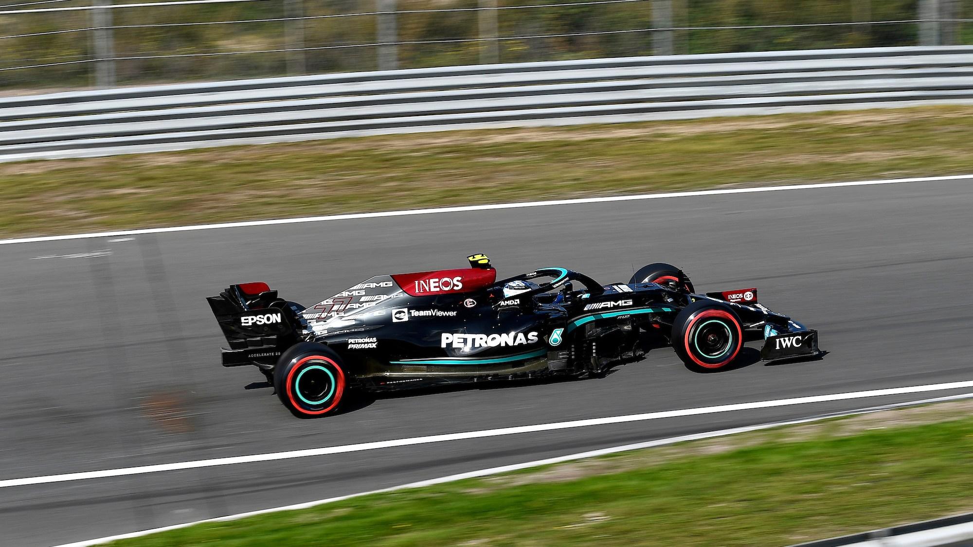 Valtteri Bottas, 2021 Dutch GP