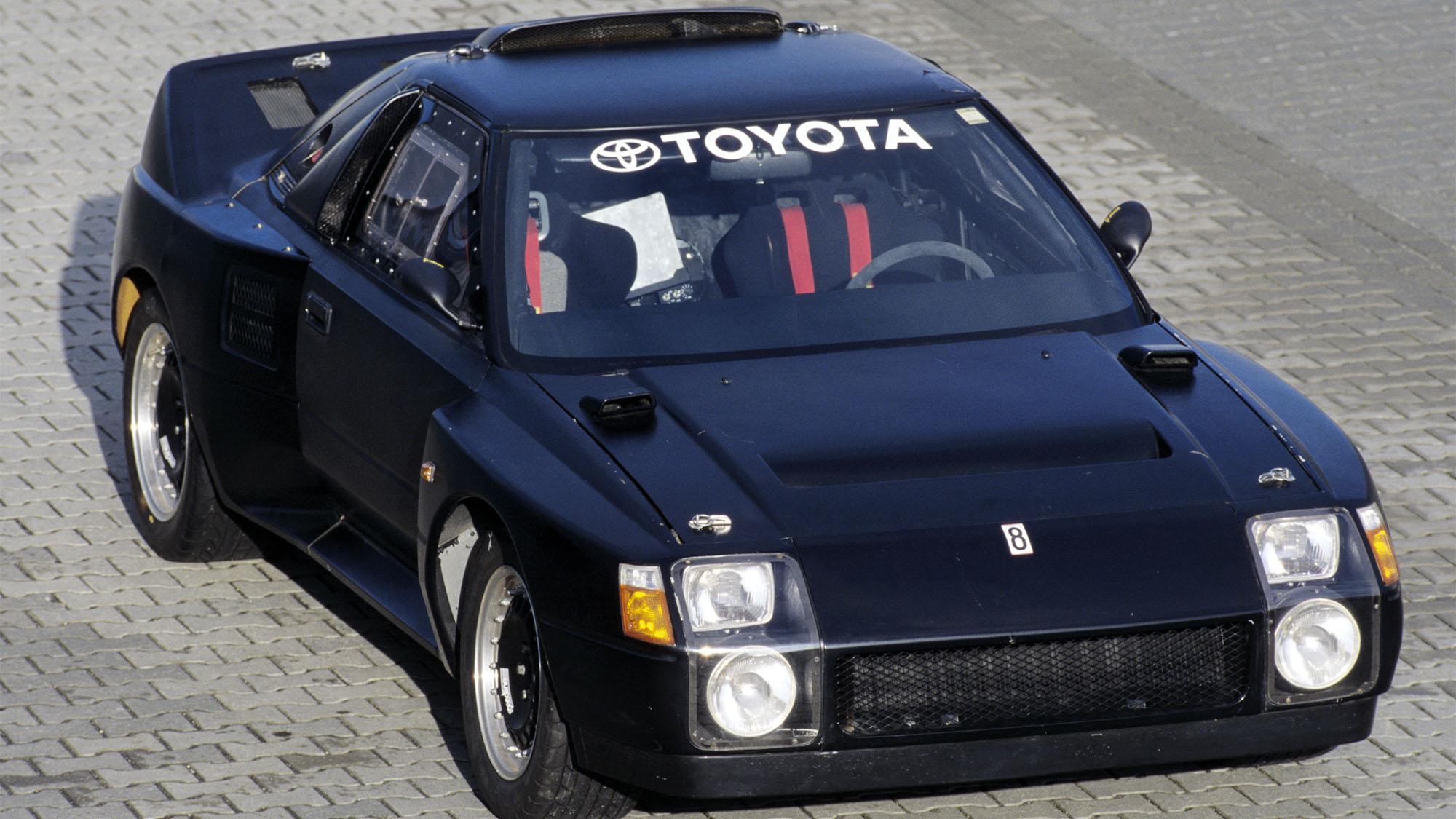 Toyota MR2 222D