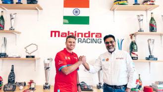 Oliver Rowland — the Formula E hot property on joining Mahindra
