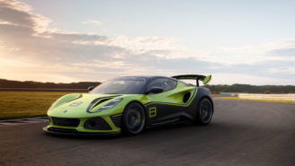 Lotus expands racing commitment with Emira GT4